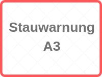 A3 Verkehrsmeldung Bayern